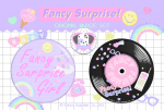 ■FancySurprise!OriginalBadgeSet♥A