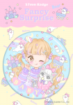 <img class='new_mark_img1' src='//img.shop-pro.jp/img/new/icons1.gif' style='border:none;display:inline;margin:0px;padding:0px;width:auto;' />hhw1602■BabooBabooFancy&#9825;缶バッチ&#9829;Green
