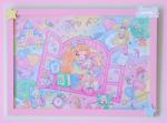 ★オリジナルフレーム&複製イラスト★11『ファンシータイム♡イン ミルキーウェイ☆彡』
