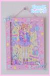 ★オリジナルフレーム&複製イラスト★25『Happy♥Surprise BOX■』