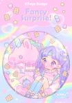 キラぷぅ.○♡ユニコーン☆♥缶バッチ