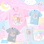 <img class='new_mark_img1' src='//img.shop-pro.jp/img/new/icons55.gif' style='border:none;display:inline;margin:0px;padding:0px;width:auto;' />Tシャツ&#9829;Sugar Dream Unicorn☆ミ【メール便送料無料】