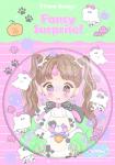 Spooky Fancy Halloween♡Pink♥缶バッチ