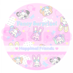 <img class='new_mark_img1' src='//img.shop-pro.jp/img/new/icons1.gif' style='border:none;display:inline;margin:0px;padding:0px;width:auto;' />Happimal Friends マスキングテープ