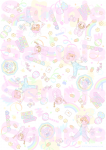 <img class='new_mark_img1' src='//img.shop-pro.jp/img/new/icons1.gif' style='border:none;display:inline;margin:0px;padding:0px;width:auto;' />ラッピングペーパー♡3