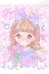 Sweet Pink Bouquet♡ポストカード
