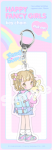 011♥HAPPY FANCY GIRLSキーホルダー