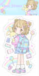<img class='new_mark_img1' src='https://img.shop-pro.jp/img/new/icons1.gif' style='border:none;display:inline;margin:0px;padding:0px;width:auto;' />透明ステッカー♡うさぎきいろ