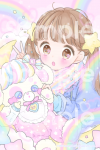 <img class='new_mark_img1' src='https://img.shop-pro.jp/img/new/icons1.gif' style='border:none;display:inline;margin:0px;padding:0px;width:auto;' />ポストカード♡ふわふわとキラキラ