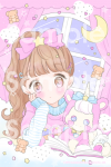 <img class='new_mark_img1' src='//img.shop-pro.jp/img/new/icons1.gif' style='border:none;display:inline;margin:0px;padding:0px;width:auto;' />ポストカード♡本とユニコーン