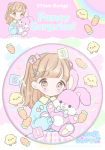 <img class='new_mark_img1' src='//img.shop-pro.jp/img/new/icons1.gif' style='border:none;display:inline;margin:0px;padding:0px;width:auto;' />缶バッチ♡うさぎぴんく