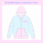 <img class='new_mark_img1' src='//img.shop-pro.jp/img/new/icons58.gif' style='border:none;display:inline;margin:0px;padding:0px;width:auto;' />001AZHBP Zipper Hoodie