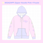 <img class='new_mark_img1' src='//img.shop-pro.jp/img/new/icons58.gif' style='border:none;display:inline;margin:0px;padding:0px;width:auto;' />002AZHPP Zipper Hoodie