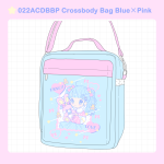 <img class='new_mark_img1' src='//img.shop-pro.jp/img/new/icons58.gif' style='border:none;display:inline;margin:0px;padding:0px;width:auto;' />022ACDBBP Crossbody Bag Blue×Pink