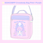 <img class='new_mark_img1' src='https://img.shop-pro.jp/img/new/icons58.gif' style='border:none;display:inline;margin:0px;padding:0px;width:auto;' />023ACDBPP Crossbody Bag Pink×Purple