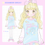 <img class='new_mark_img1' src='https://img.shop-pro.jp/img/new/icons1.gif' style='border:none;display:inline;margin:0px;padding:0px;width:auto;' />033AMSW SWEAT