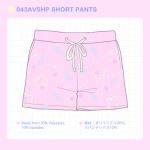 043VSHP  SHORT PANTS