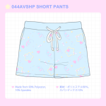 <img class='new_mark_img1' src='//img.shop-pro.jp/img/new/icons1.gif' style='border:none;display:inline;margin:0px;padding:0px;width:auto;' />044VSHP VELOUR SHORT PANTS