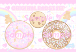 <img class='new_mark_img1' src='//img.shop-pro.jp/img/new/icons1.gif' style='border:none;display:inline;margin:0px;padding:0px;width:auto;' />CAN BADGE SET Donut B