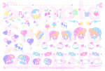 <img class='new_mark_img1' src='https://img.shop-pro.jp/img/new/icons1.gif' style='border:none;display:inline;margin:0px;padding:0px;width:auto;' />透明フィルムシール♡11
