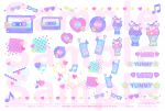 <img class='new_mark_img1' src='https://img.shop-pro.jp/img/new/icons1.gif' style='border:none;display:inline;margin:0px;padding:0px;width:auto;' />透明フィルムシール♡13
