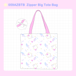 <img class='new_mark_img1' src='https://img.shop-pro.jp/img/new/icons1.gif' style='border:none;display:inline;margin:0px;padding:0px;width:auto;' />059AZBTB Zipper Big Tote Bag