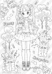 ぬりえ♥Happy♥Surprise BOX■