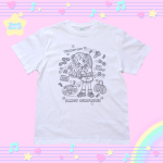 <img class='new_mark_img1' src='https://img.shop-pro.jp/img/new/icons13.gif' style='border:none;display:inline;margin:0px;padding:0px;width:auto;' />【10月15日出荷分】WORKIN' OUT Tshirt White