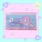 <img class='new_mark_img1' src='https://img.shop-pro.jp/img/new/icons13.gif' style='border:none;display:inline;margin:0px;padding:0px;width:auto;' />【10月15日出荷分】Slider Pen Case