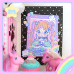 <img class='new_mark_img1' src='https://img.shop-pro.jp/img/new/icons1.gif' style='border:none;display:inline;margin:0px;padding:0px;width:auto;' />Pocket♡おばけだよ〜ポスター