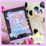 <img class='new_mark_img1' src='https://img.shop-pro.jp/img/new/icons1.gif' style='border:none;display:inline;margin:0px;padding:0px;width:auto;' />Pocket♡おばけだよ〜ポストカード