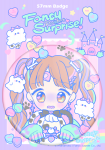 <img class='new_mark_img1' src='https://img.shop-pro.jp/img/new/icons1.gif' style='border:none;display:inline;margin:0px;padding:0px;width:auto;' />Pocket♡おばけだよ〜缶バッチ