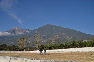 グァテマラ アンティグア ラ・トラベシア農園 HAB ハイロースト 200g