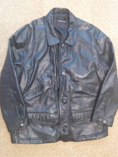 HYSTERIC GLAMOUR ヒステリックグラマー レザージャケット サイズ:タグがないのでわからないの 【中古】 古着 メンズ フルギッ…