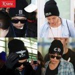 シンプルニットキャップ [BIGBANG] 全4種