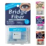 二重テープ アイテープ ブリッジファイバー2 [透明 1.6mm]100本入り y2