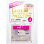 二重テープ アイテープ リュクススーパーファイバー2 [透明 1.4mm] y2