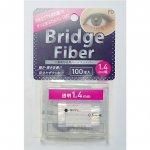 二重テープ アイテープ ブリッジファイバー2 [透明 1.4mm] 10個セット