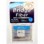 二重テープ アイテープ ブリッジファイバー2 [透明 1.6mm] 10個セット