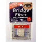 二重テープ アイテープ ブリッジファイバー2 [透明 1.8mm] 10個セット