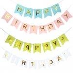ハッピーバースデーガーランド(Happy Birthday) y1