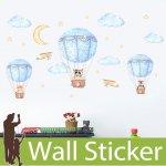 ウォールステッカー [動物 アニマル]-(wch-300)