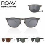 LA発!世界最薄の折りたたみサングラス『FRANKLIN』:roav-8001
