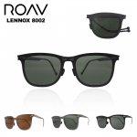 LA発!世界最薄の折りたたみサングラス『LENNOX』:roav-8002
