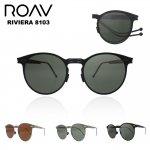 LA発!世界最薄の折りたたみサングラス『RIVIERA』:roav-8103