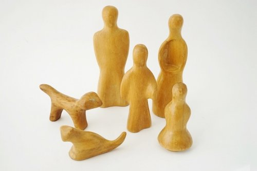 Wooden Toy<br>Antonio Vitali
