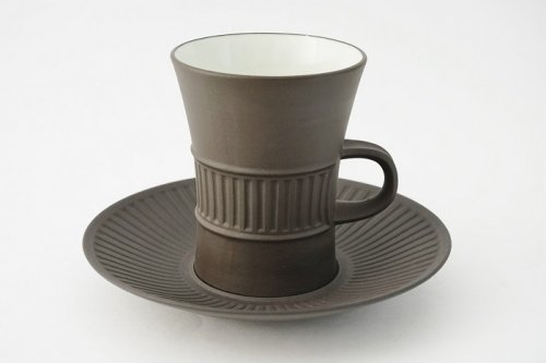 <img class='new_mark_img1' src='//img.shop-pro.jp/img/new/icons8.gif' style='border:none;display:inline;margin:0px;padding:0px;width:auto;' />Coffee Cup & Saucer<br>Jens.H.Quistgaard
