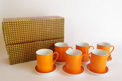 ESPRESSO JUMBO CUPS<br>Lagardo Tackett