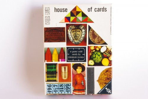 House of  Card (White)<br>Charles & Ray Eames