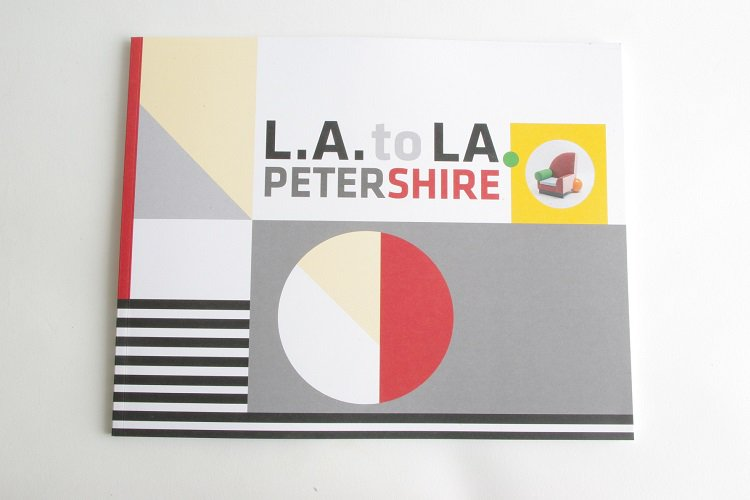 L.A. to LA.Peter Shire